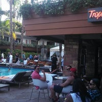 Photo taken at Tropicana at the Roosevelt by Movie L. on 5/27/2013