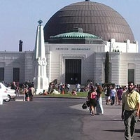 Photo taken at Griffith Observatory by Movie L. on 6/3/2013