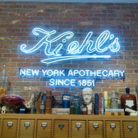 Photo taken at Kiehl's by Movie L. on 1/27/2015