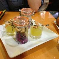 Photo taken at Restaurante Yerbabuena by Juan E. on 8/13/2013