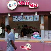 Photo taken at Miu Mu by Ena N. on 8/13/2013