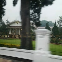 Photo taken at Istana Kepresidenan Cipanas by Mansour ✅ on 9/22/2016
