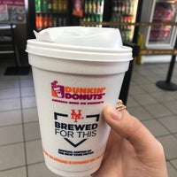 Photo taken at Dunkin' Donuts by Jessie on 7/16/2017