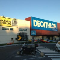 Photo taken at Decathlon by Tiago Q. on 2/5/2013