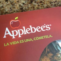 Photo taken at Applebee's by Karla C. on 3/28/2013