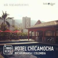 Foto tomada en Hotel Chicamocha por Xavi M. el 3/13/2013