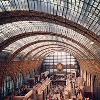 5/7/2013 tarihinde Tinaziyaretçi tarafından Orsay Müzesi'de çekilen fotoğraf