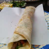 Photo taken at Yaprak Tantuni by Didem on 10/23/2012