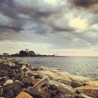 Photo taken at Seaside Park Lighthouse by kHyal™ |. on 7/30/2016