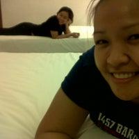 Photo taken at La Filipiniana Hotel by Eileen C. on 8/5/2014