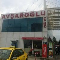 Photo taken at Avşaroğlu Petrol by Paşa T. on 2/9/2013