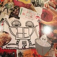 Das Foto wurde bei Cheu Noodle Bar von Jennifer S. am 3/13/2013 aufgenommen