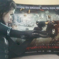 Photo taken at Cine Mall Quilpué by Daniela M. on 9/23/2012