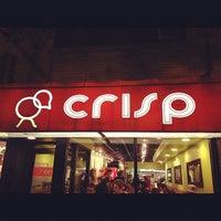 Photo taken at Crisp by Derrick C. on 9/23/2012