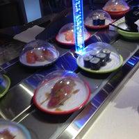 Photo taken at Yo! Sushi by Curtis M. on 1/9/2013
