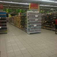 Photo taken at Supermercados Nacional by Amaury R. on 10/2/2012