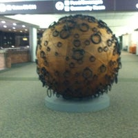 Photo taken at Albany International Airport (ALB) by Kellylin on 12/9/2012