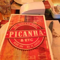 Photo taken at Picanha & Etc by Arthur on 4/28/2013
