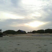 Photo taken at Benaulim Beach by Manisha S. on 5/9/2013