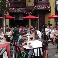 Photo taken at Bella Vista Trattoria & Wine Bar by Chris C. on 6/17/2014