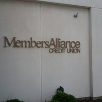 Photo taken at Members Alliance Credit Union by Greg S. on 6/11/2013