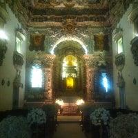 Photo taken at Igreja Nossa Senhora da Conceição dos Militares by Sandro L. on 11/9/2013