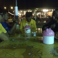 Photo taken at Repoh Seafood by Wafi on 2/23/2013