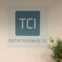 Das Foto wurde bei TCI Rechtsanwälte Mainz von Stephan S. am 4/10/2013 aufgenommen