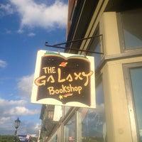 Photo taken at Galaxy Bookshop by Rob W. on 7/31/2013