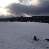 Photo taken at Stowe Country Club by Rob W. on 1/20/2013