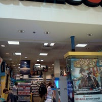 Photo taken at Game Stop by Rebecca F. on 3/13/2013
