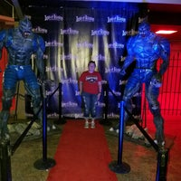 Photo taken at Land Of Illusion Haunted Theme Park by Jeanne B. on 9/24/2016