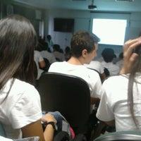 Photo taken at Faculdade de Ciências Médicas (FCM) by Kássia B. on 10/18/2012