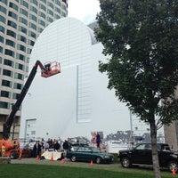 Foto tirada no(a) Dewey Square por Nef P. em 9/15/2013