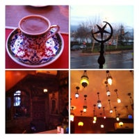 Photo taken at Nev-i Cafe by Zafer K. on 1/19/2013