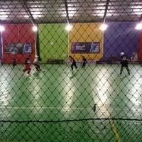 Photo taken at Vidi Arena Futsal by Putri N. on 6/24/2013
