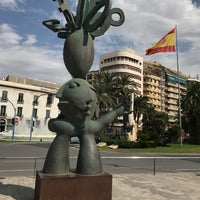 Photo taken at Alacant | Alicante by Nil E. on 8/31/2017