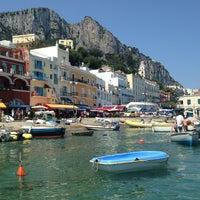 Foto scattata a Porto Turistico di Capri da Nil E. il 7/17/2013