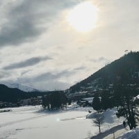 Photo taken at St. Moritz by Nil E. on 2/6/2018