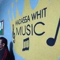 Photo taken at Hadassa Whit Music by Douglas P. on 8/5/2013