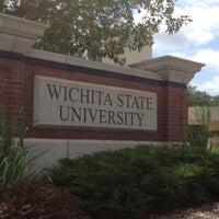 Photo taken at Wichita State University by Phillip on 7/21/2013