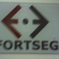 Photo taken at Fortseg by Adria N. on 10/10/2012