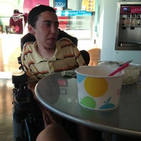 Photo taken at TCBY by Kacie S. on 6/11/2013