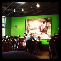 Photo taken at Brew Bayou Coffee Shop by Kathy W. on 10/30/2012