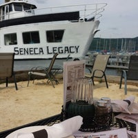 Photo taken at Seneca Harbor Station by Yevgeniy R. on 6/28/2014