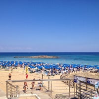 Photo taken at Fig Tree Bay by Ирина on 9/28/2013