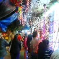 Photo taken at Tianguis Navideño by Salvador R. on 12/5/2012
