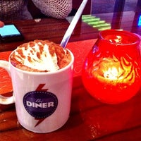 Photo taken at The Diner by Nicole C. on 12/7/2013