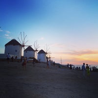 Photo taken at Windmills by Nicole C. on 5/23/2015