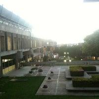 Photo taken at Universidad Rafael Landívar by Javier G. on 1/19/2013